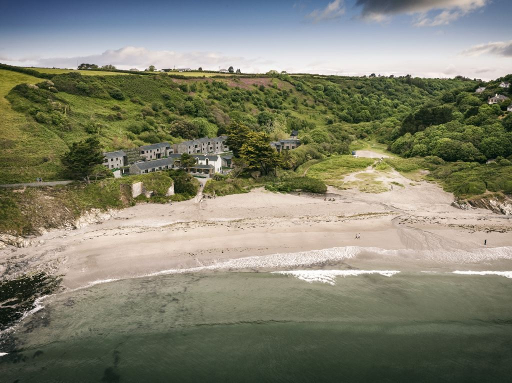Pendower Looking north from above the sea 1 - Your opportunity to find out more and support the planning application